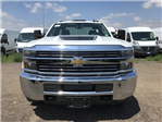 2018 Silverado 3500 Regular Cab DRW 4x4,  Knapheide PGNB Gooseneck Platform Body #G889410 - photo 3