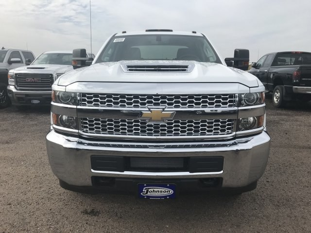 2019 Silverado 3500 Crew Cab 4x4,  Pickup #G930062 - photo 3