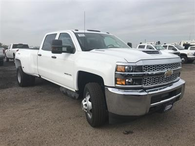 2019 Silverado 3500 Crew Cab 4x4,  Pickup #G930062 - photo 4