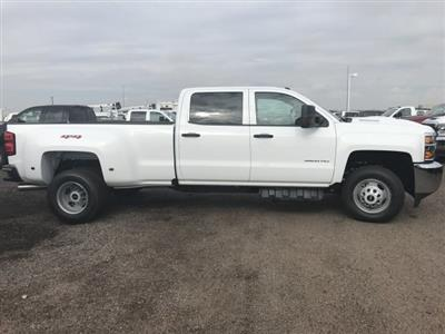 2019 Silverado 3500 Crew Cab 4x4,  Pickup #G930062 - photo 5