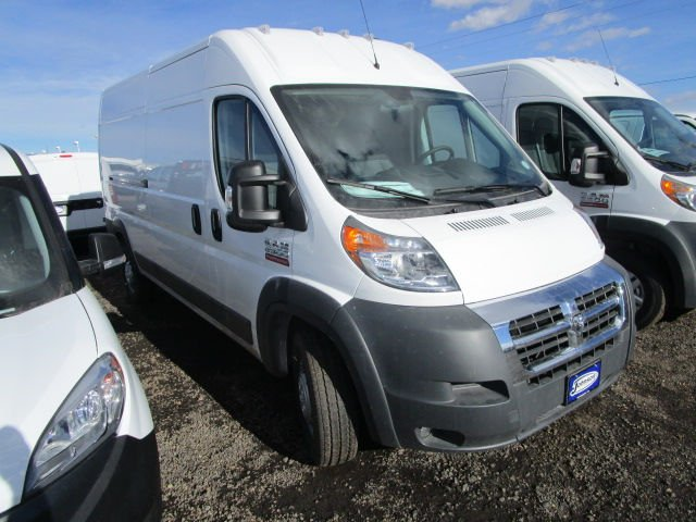 2017 ProMaster 2500 High Roof Cargo Van #C715471 - photo 9