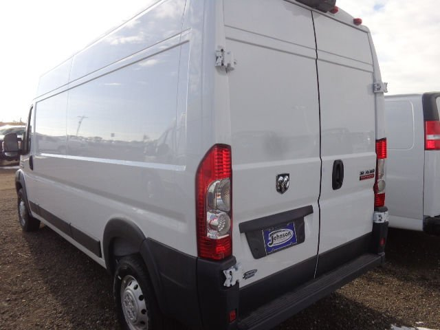 2017 ProMaster 2500 High Roof Cargo Van #C716355 - photo 3