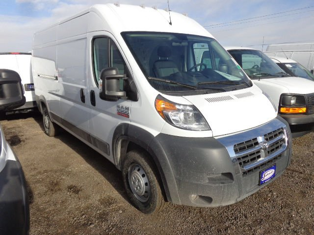 2017 ProMaster 2500 High Roof Cargo Van #C716355 - photo 9