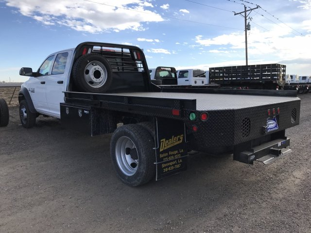 2017 Ram 5500 Crew Cab DRW 4x4 Platform Body #C734070 - photo 2