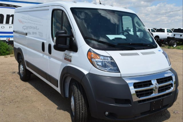 2017 ProMaster 1500 Low Roof Cargo Van #C744008 - photo 4