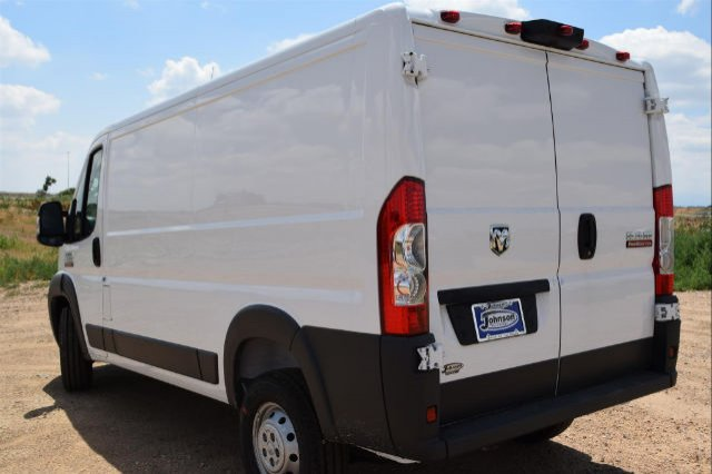 2017 ProMaster 1500 Low Roof Cargo Van #C744008 - photo 8
