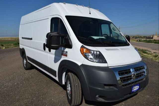 2017 ProMaster 2500 High Roof Cargo Van #C744515 - photo 4