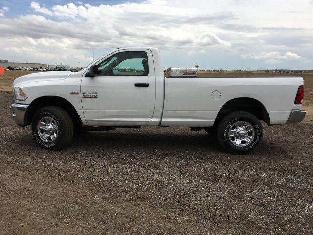 2017 Ram 2500 Regular Cab 4x4 Pickup #C761202 - photo 9