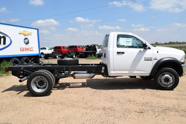 2017 Ram 5500 Regular Cab DRW 4x4, Cab Chassis #C768482 - photo 5