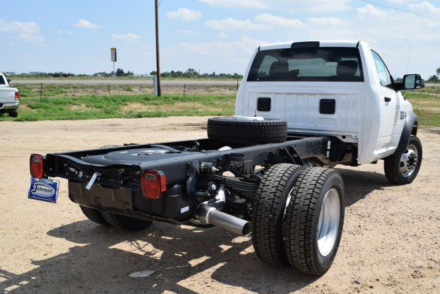 2017 Ram 5500 Regular Cab DRW 4x4, Cab Chassis #C768482 - photo 6