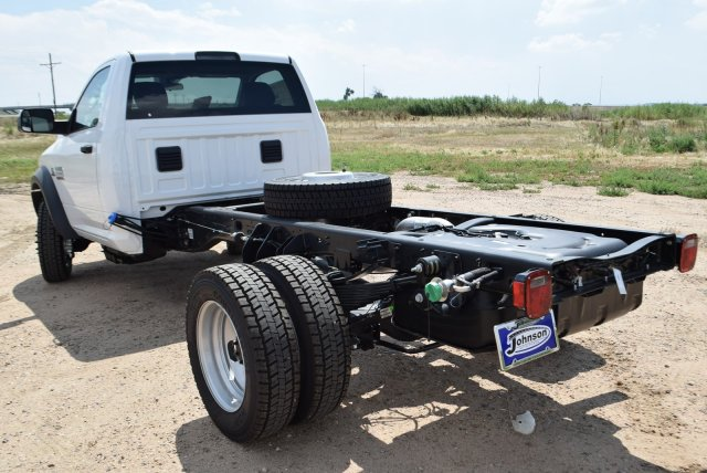 2017 Ram 5500 Regular Cab DRW 4x4, Cab Chassis #C768482 - photo 2