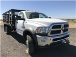 2017 Ram 5500 Regular Cab DRW 4x4, Knapheide Value-Master X Stake Bed #C768486 - photo 4