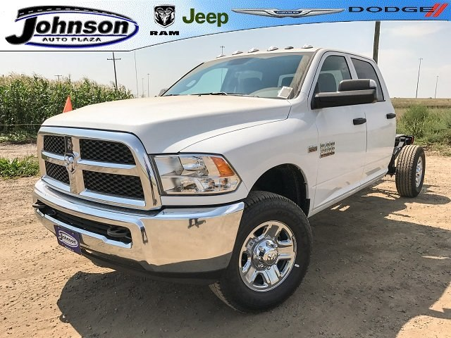 2017 Ram 3500 Crew Cab 4x4, Cab Chassis #C770981 - photo 1
