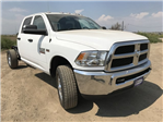 2017 Ram 3500 Crew Cab 4x4, Cab Chassis #C770981 - photo 4