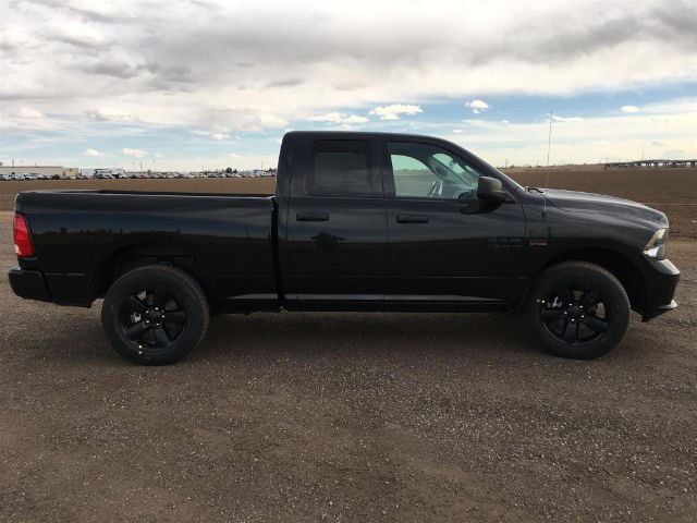 2017 Ram 1500 Quad Cab 4x4 Pickup #C792782 - photo 8