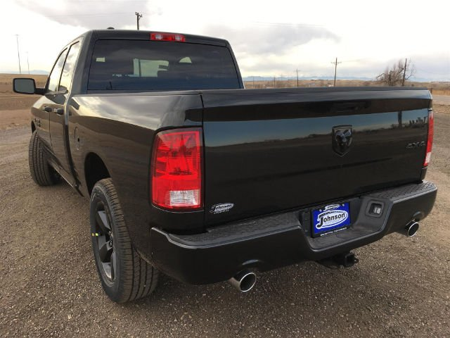 2017 Ram 1500 Quad Cab 4x4 Pickup #C792782 - photo 2
