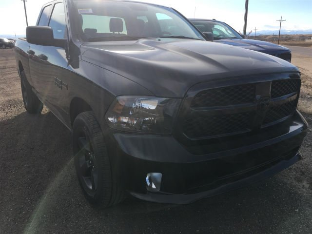 2017 Ram 1500 Quad Cab 4x4 Pickup #C792783 - photo 4