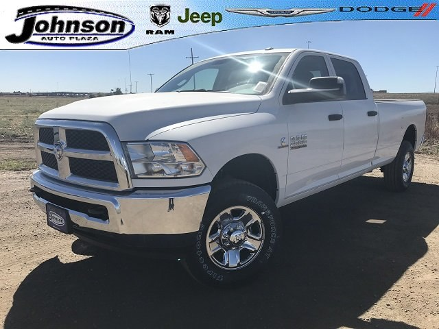 2018 Ram 2500 Crew Cab 4x4,  Pickup #C800911 - photo 1