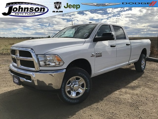 2018 Ram 2500 Crew Cab 4x4,  Pickup #C800920 - photo 1