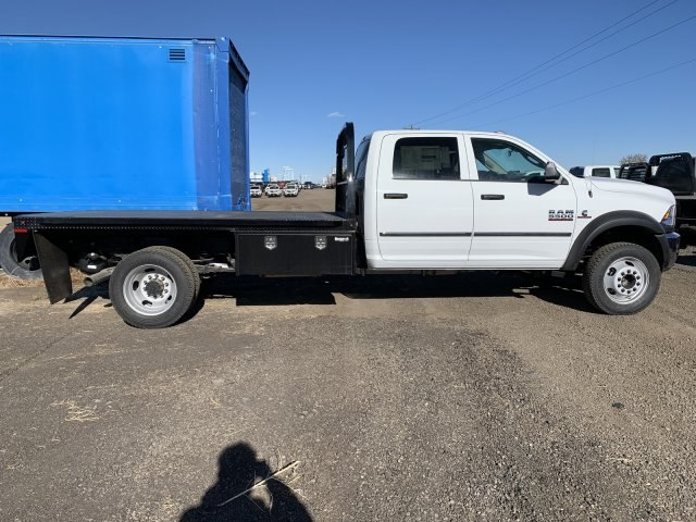 2018 Ram 5500 Crew Cab DRW 4x4,  Knapheide Platform Body #C804341 - photo 5