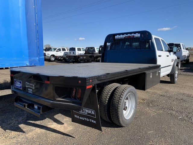 2018 Ram 5500 Crew Cab DRW 4x4,  Knapheide Platform Body #C804341 - photo 2