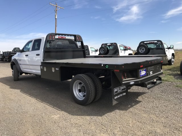 2018 Ram 5500 Crew Cab DRW 4x4,  Knapheide Platform Body #C804347 - photo 2