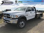 2018 Ram 5500 Crew Cab DRW 4x4,  Knapheide Platform Body #C804347 - photo 1