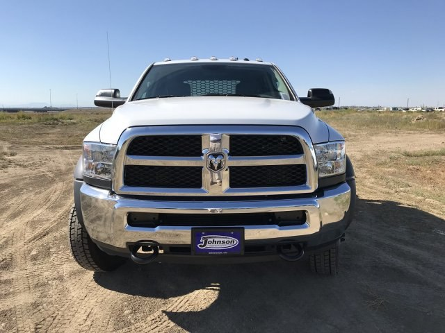 2018 Ram 5500 Crew Cab DRW 4x4,  Platform Body #C804350 - photo 3