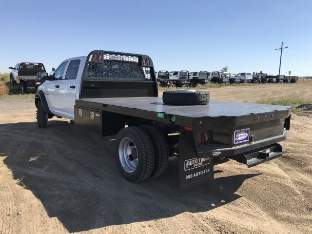 2018 Ram 5500 Crew Cab DRW 4x4,  Platform Body #C804350 - photo 2