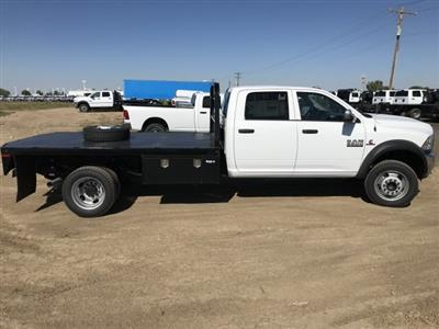 2018 Ram 5500 Crew Cab DRW 4x4,  Platform Body #C804350 - photo 5