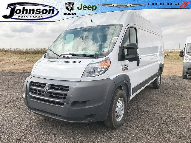 2018 ProMaster 3500 High Roof, Cargo Van #C808361 - photo 1