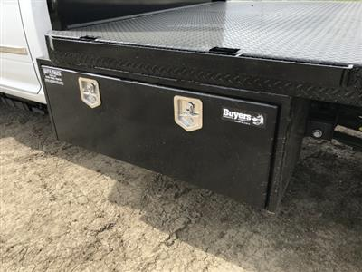 2018 Ram 3500 Regular Cab DRW 4x4,  Knapheide PGNB Gooseneck Platform Body #C808849 - photo 15