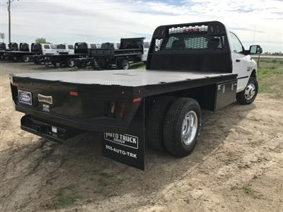 2018 Ram 3500 Regular Cab DRW 4x4,  Knapheide PGNB Gooseneck Platform Body #C808849 - photo 6