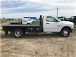 2018 Ram 3500 Regular Cab DRW 4x4,  Knapheide PGNB Gooseneck Platform Body #C808849 - photo 5