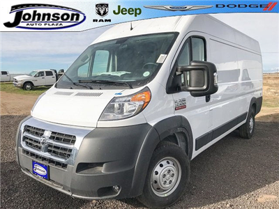 2018 ProMaster 3500 High Roof, Cargo Van #C811767 - photo 1