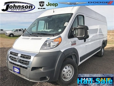 2018 ProMaster 3500 High Roof 4x2,  Empty Cargo Van #C811767 - photo 1