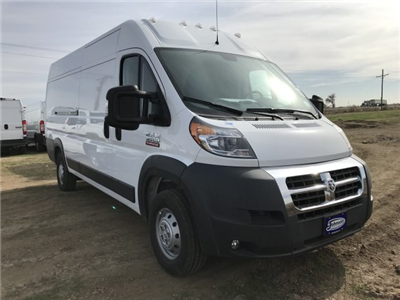 2018 ProMaster 3500 High Roof 4x2,  Empty Cargo Van #C811768 - photo 5