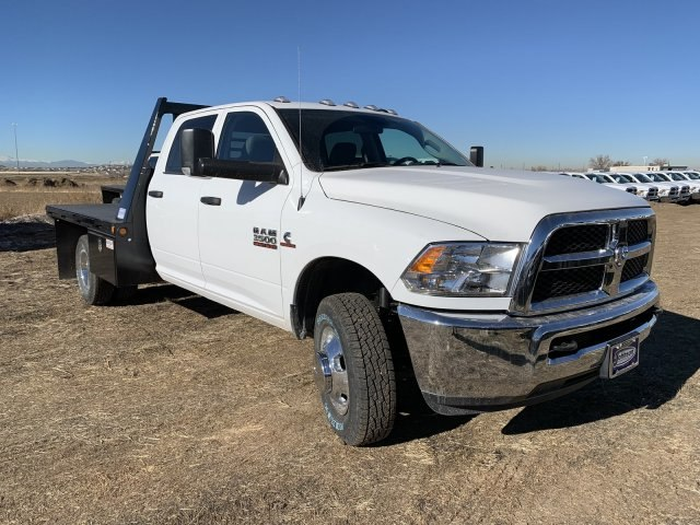 2018 Ram 3500 Crew Cab DRW 4x4,  Freedom Mustang Platform Body #C812714 - photo 4