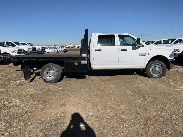 2018 Ram 3500 Crew Cab DRW 4x4,  Freedom Mustang Platform Body #C812714 - photo 5