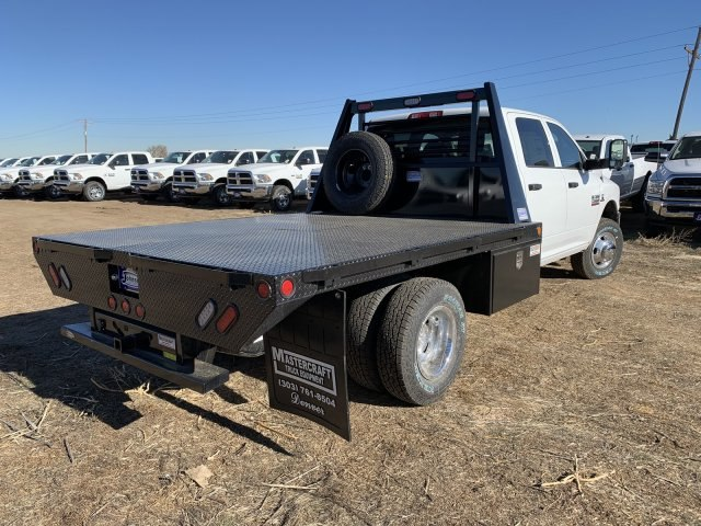 2018 Ram 3500 Crew Cab DRW 4x4,  Freedom Mustang Platform Body #C812714 - photo 2