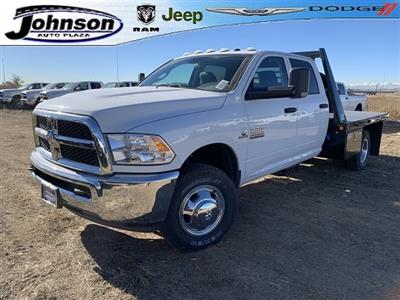 2018 Ram 3500 Crew Cab DRW 4x4,  Freedom Mustang Platform Body #C812714 - photo 1