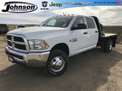 2018 Ram 3500 Crew Cab DRW 4x4,  CM Truck Beds RD Model Platform Body #C812718 - photo 1