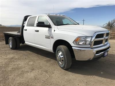 2018 Ram 3500 Crew Cab DRW 4x4,  CM Truck Beds RD Model Platform Body #C812718 - photo 4