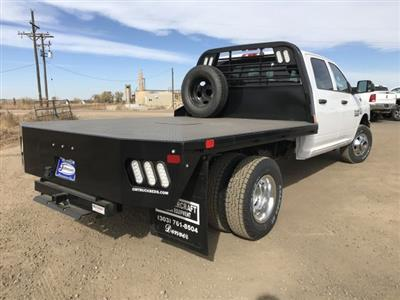 2018 Ram 3500 Crew Cab DRW 4x4,  CM Truck Beds RD Model Platform Body #C812718 - photo 6
