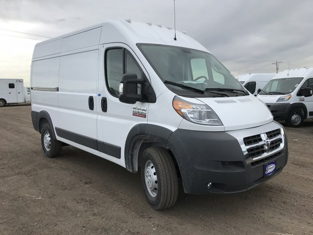 2018 ProMaster 2500 High Roof, Cargo Van #C816715 - photo 4