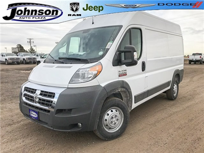 2018 ProMaster 2500 High Roof, Cargo Van #C816715 - photo 1