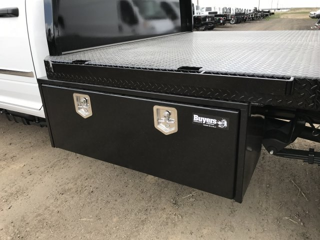 2018 Ram 5500 Crew Cab DRW 4x4,  Knapheide Platform Body #C818686 - photo 17