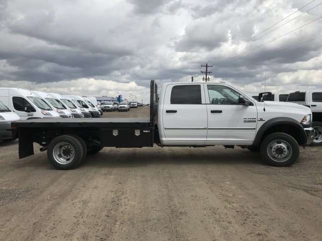 2018 Ram 5500 Crew Cab DRW 4x4,  Knapheide Platform Body #C818686 - photo 5