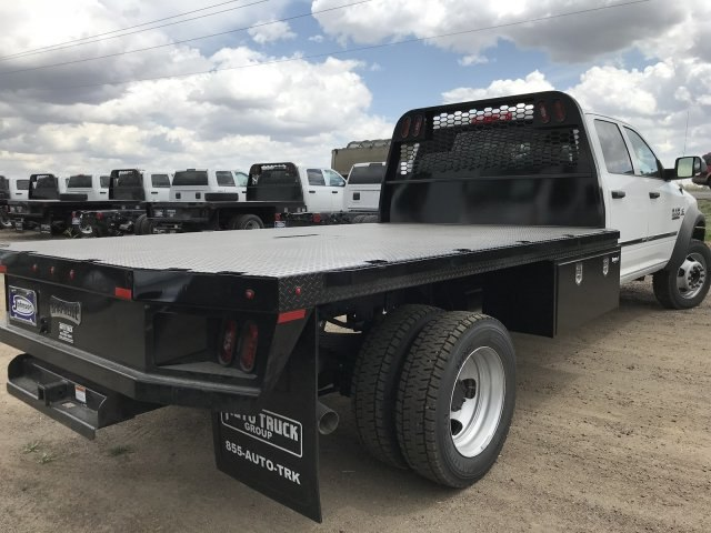 2018 Ram 5500 Crew Cab DRW 4x4,  Knapheide Platform Body #C818686 - photo 6