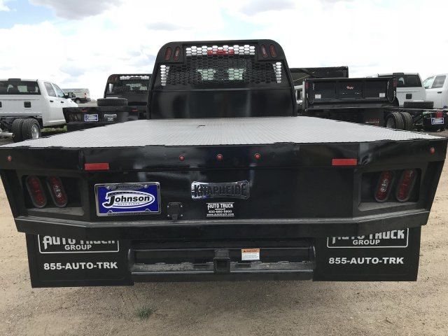 2018 Ram 5500 Crew Cab DRW 4x4,  Knapheide Platform Body #C818686 - photo 7
